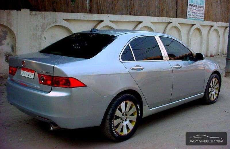 honda accord cl7 2004 for sale in gujranwala pakwheels. Black Bedroom Furniture Sets. Home Design Ideas