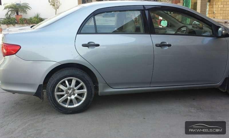 Toyota Corolla GLi 1.3 VVTi 2010 Image-4