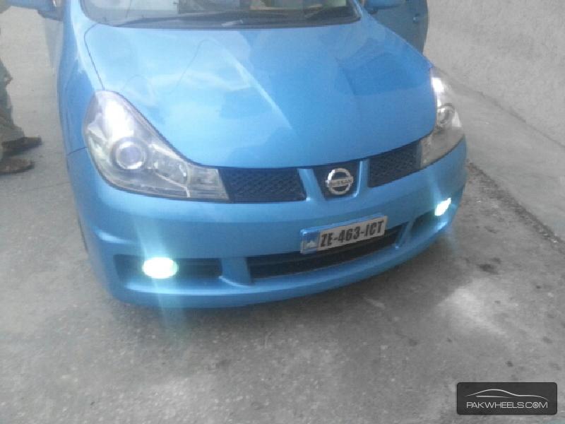 Nissan Wingroad 15M Authentic 2007 Image-1