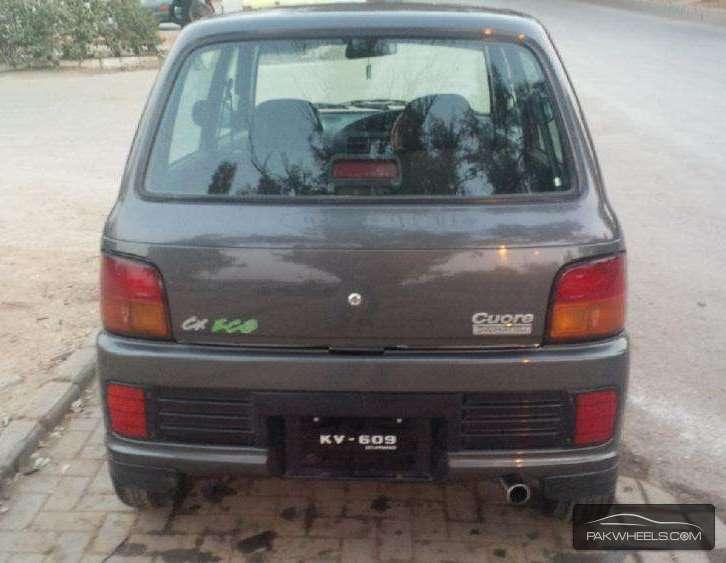 Daihatsu Cuore Cx Eco 2007 For Sale In Islamabad Pakwheels