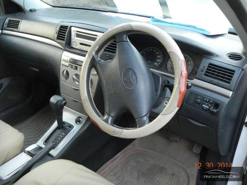 Toyota Corolla Fielder X 2006 for sale in Islamabad