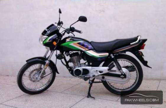 Honda CG 125 DELUXE 2015