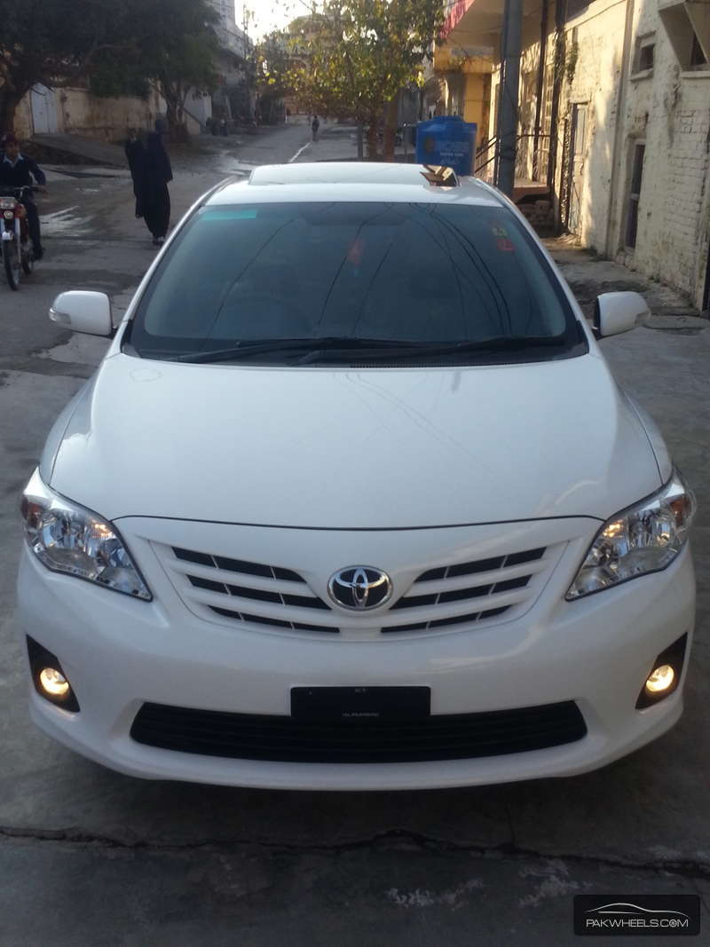 toyota corolla altis sr 1 6 2014 for sale in islamabad pakwheels. Black Bedroom Furniture Sets. Home Design Ideas