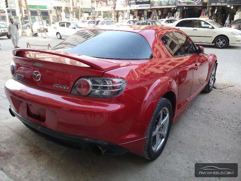 Mazda Rx8 Rotary Engine 40th Anniversary 2004 For Sale In