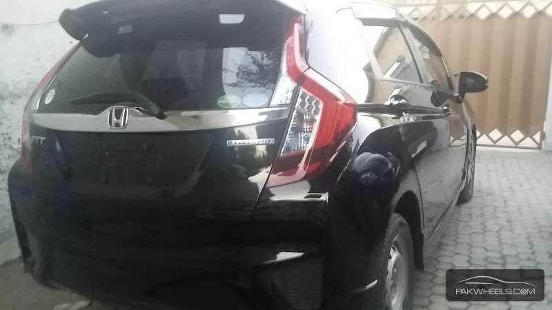 Honda Fit Hybrid Navi Premium Selection 2014 Image-4
