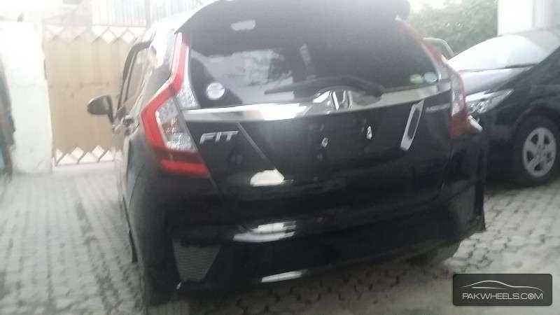 Honda Fit Hybrid Navi Premium Selection 2014 Image-5
