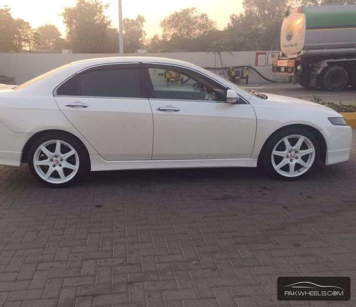 honda accord cl9 2007 for sale in lahore pakwheels. Black Bedroom Furniture Sets. Home Design Ideas