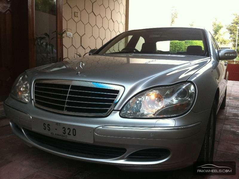 Mercedes Benz S Class S 320 2005 Image-1