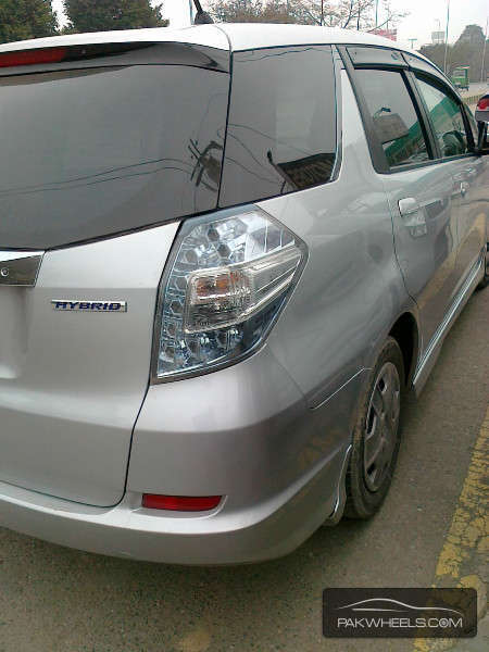 Honda Fit 13G 2011 Image-5