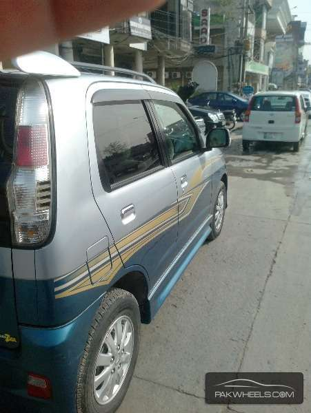 Daihatsu Terios Kid Custom Memorial Edition 2009 Image-4