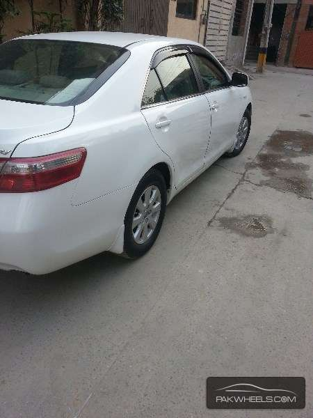 Toyota Camry Up-Spec Automatic 2.4 2008 Image-8