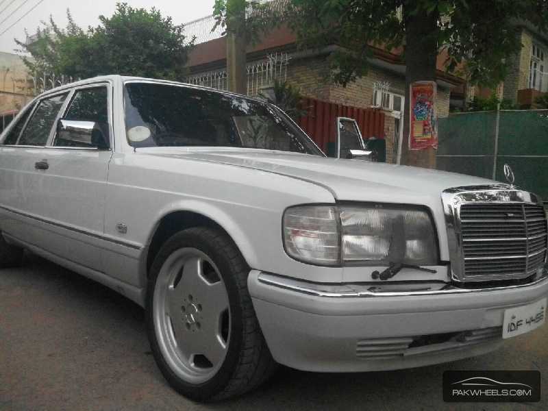 Used Mercedes Benz S Class 300sel 1987 Car For Sale In
