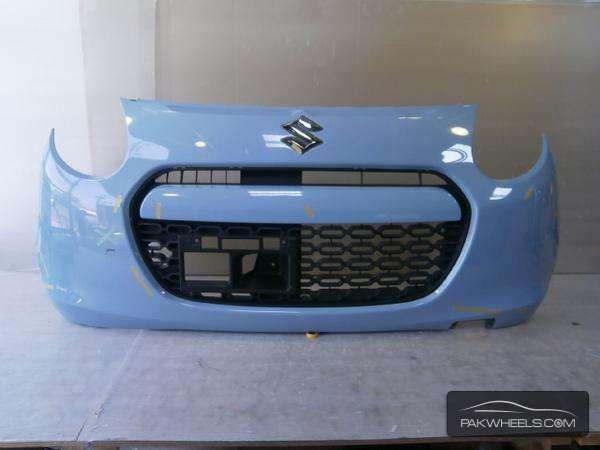 suzuki alto 2012 front bumper Image-1