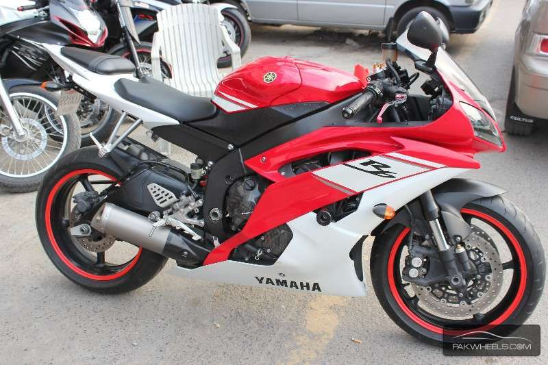 used yamaha yzf r6 2009 bike for sale in lahore 133438 pakwheels. Black Bedroom Furniture Sets. Home Design Ideas