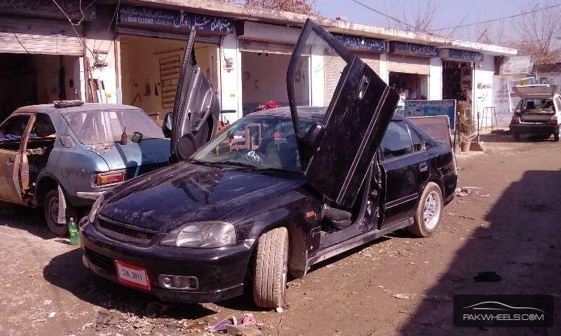 Honda Civic 2002 Lambo Door Kit Available Image-1