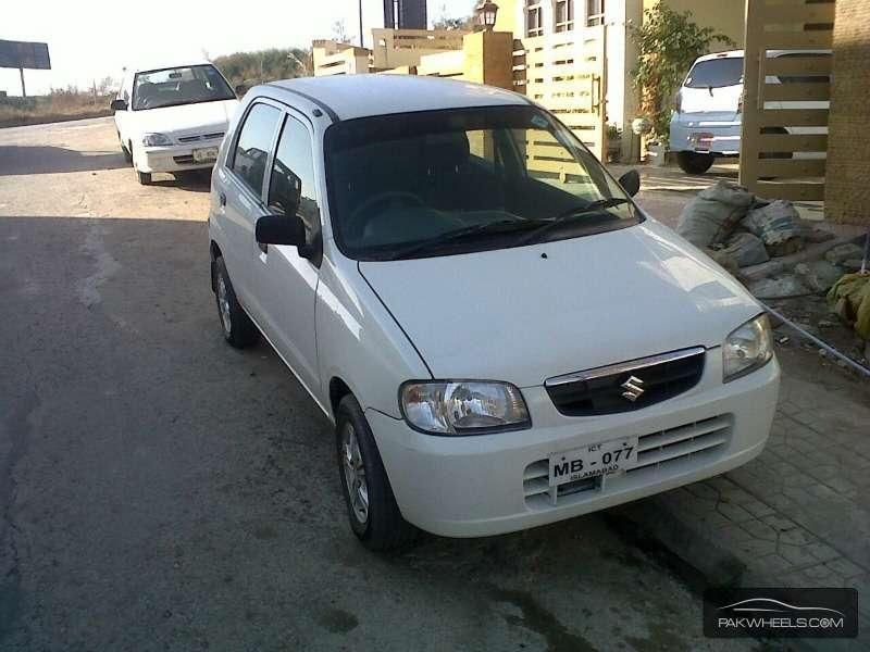 used suzuki alto vxr cng 2008 car for sale in islamabad   1067697