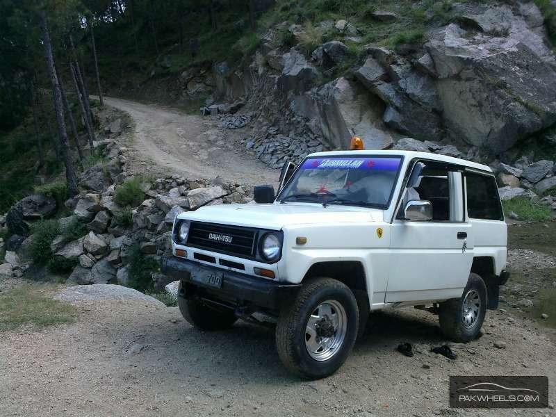 Used Daihatsu Rocky 1995 Car For Sale In Peshawar