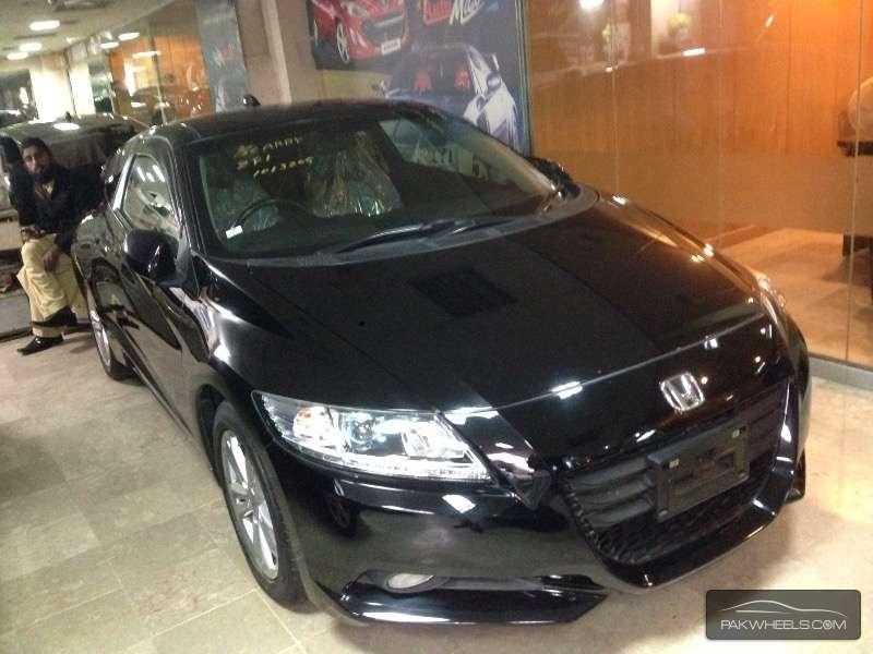 Honda CR-Z Sports Hybrid Alpha Black Label 2010 Image-1
