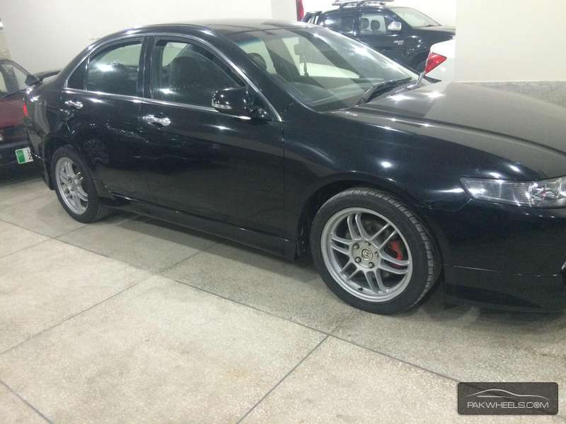honda accord 2.4 type s advance package