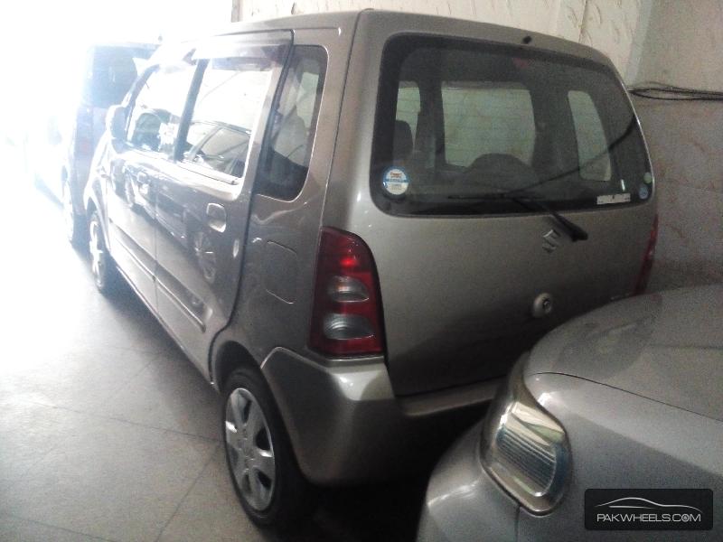 Suzuki Solio 2006 Image-2