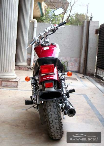 used suzuki boulevard s40 2009 bike for sale in islamabad - 134432