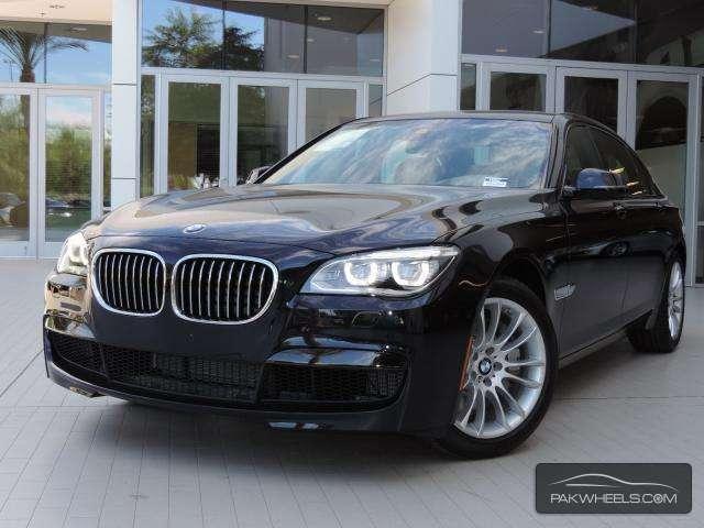 BMW 7 Series 750Li 2014