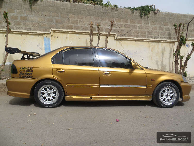 honda civic 2000 for sale in karachi pakwheels. Black Bedroom Furniture Sets. Home Design Ideas