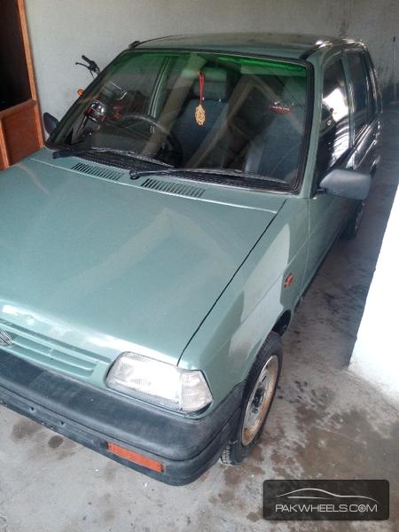 Suzuki Mehran 2000 Image-2