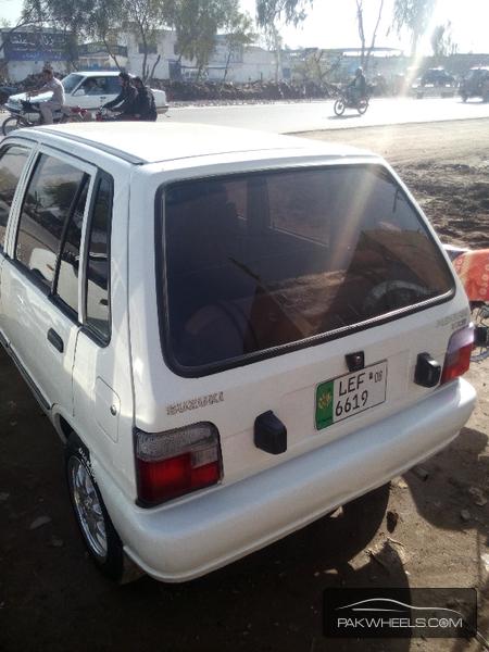 Suzuki Mehran VXR (CNG) 2008 Image-4