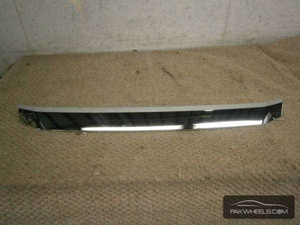 honda life front crome panel For Sale Image-1