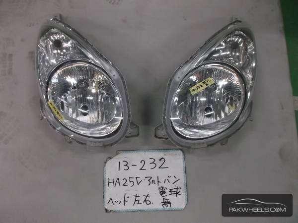 suzuki alto 2013 head light pir Image-1