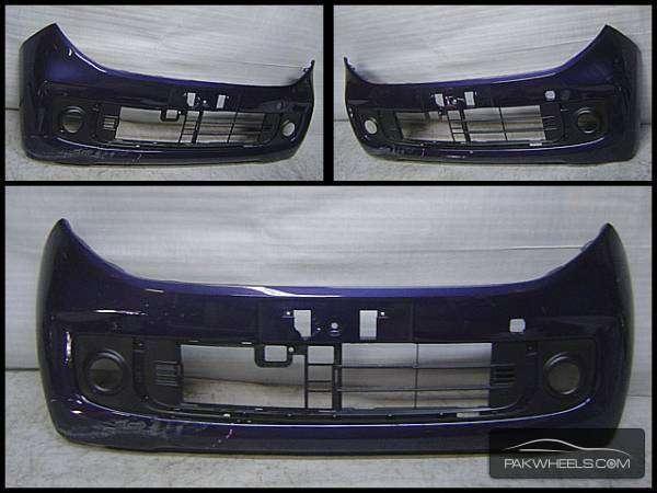 honda none front bumper Image-1
