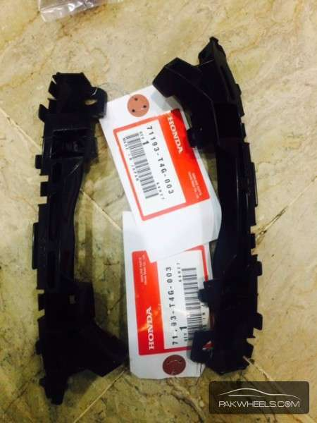 honda NONE front bumper spacer For Sale Image-1