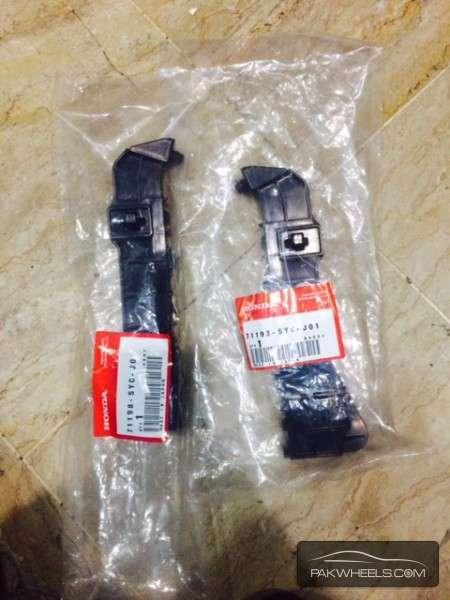 honda zest spart front bumper spacer For Sale Image-1