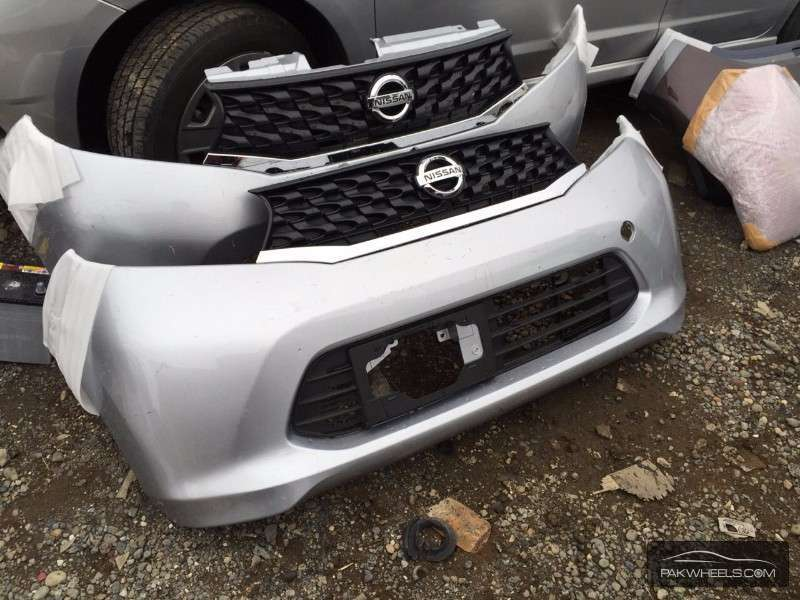 nissan dayz front bumper complete Image-1