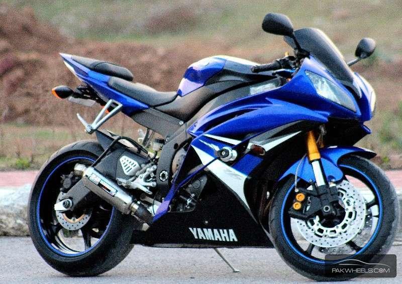 used yamaha yzf r6 2008 bike for sale in islamabad 135920 pakwheels. Black Bedroom Furniture Sets. Home Design Ideas