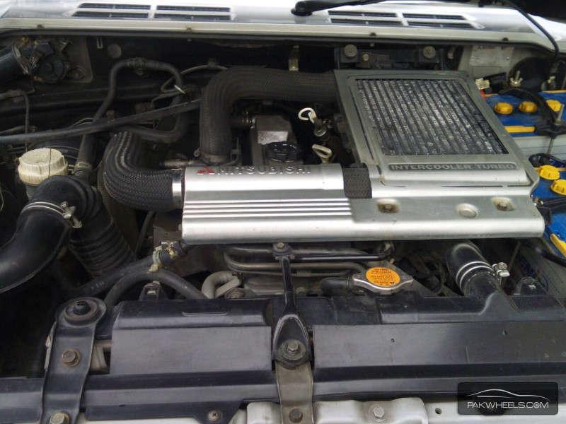 Mitsubishi Pajero Exceed 2.8D 1994 Image-8