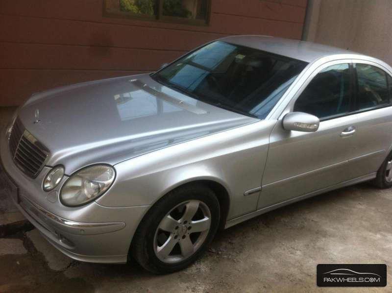 Mercedes benz e class e220 cdi 2005 for sale in lahore for Mercedes benz e class 2005