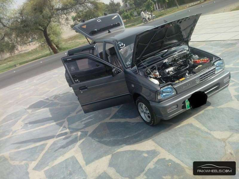 Mehran Car Decoration Parts