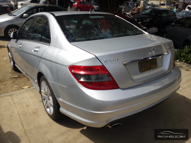 Used mercedes benz c class c 180 komp 2008 car for sale in for 2008 mercedes benz c class for sale