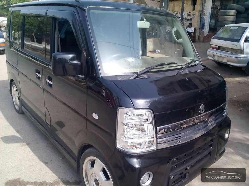 Used Suzuki Every Wagon PZ TURBO SPECIAL 2011 Car for sale
