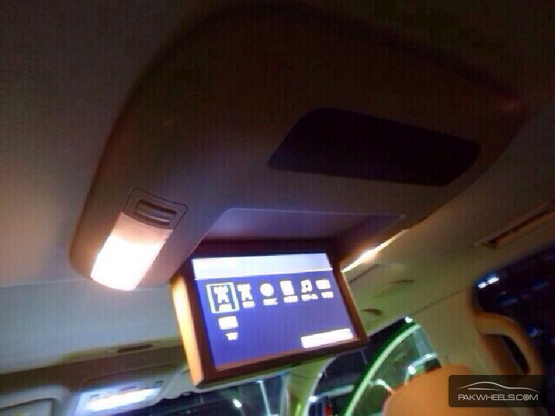 Toyota Land Cruiser ZX 2014 Image-4