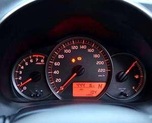 Toyota Vitz  New Shape  Rpm Speedometer in Lahore
