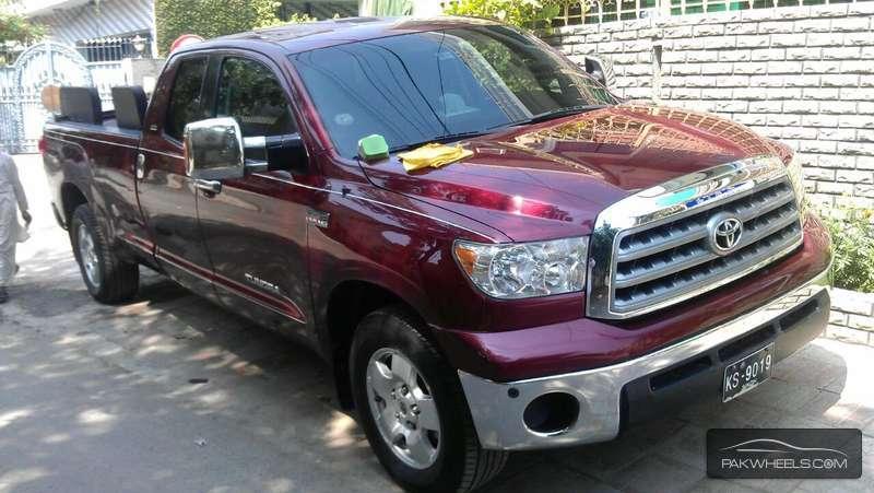 Toyota Tundra 2007 Image-1