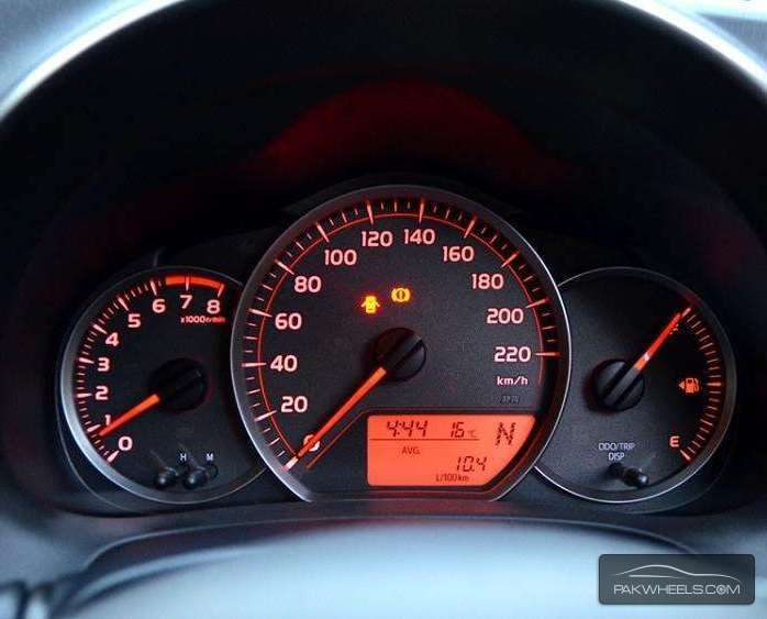 buy toyota vitz new shape rpm speedometer in lahore pakwheels