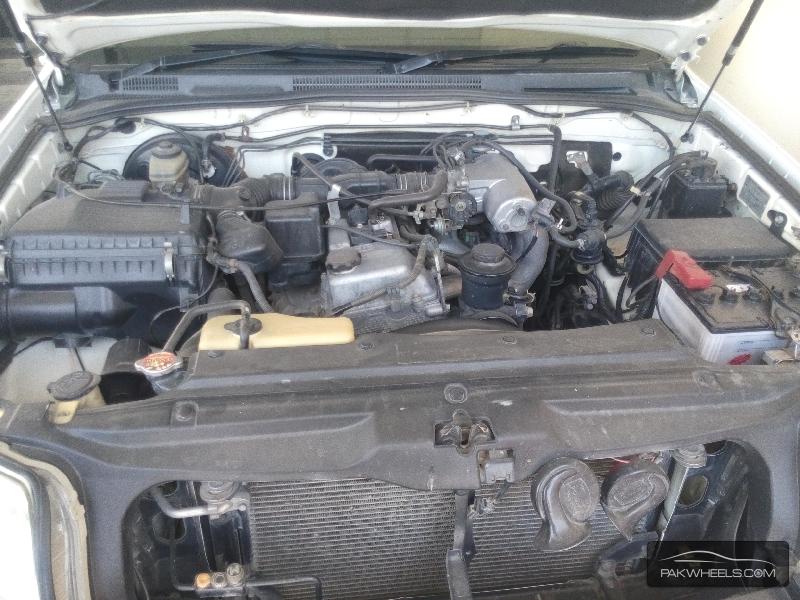 Toyota Surf SSR-X 2.7 2003 Image-8