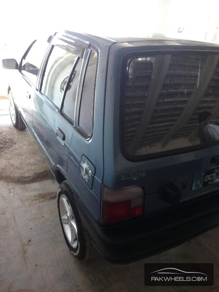 Suzuki Mehran VX Euro II 2013 Image-3