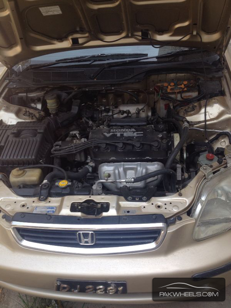 Honda Civic VTi Automatic 1.6 1998 Image-3
