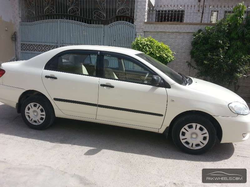 used toyota corolla xli 2007 car for sale in lahore 1136373 pakwheels. Black Bedroom Furniture Sets. Home Design Ideas
