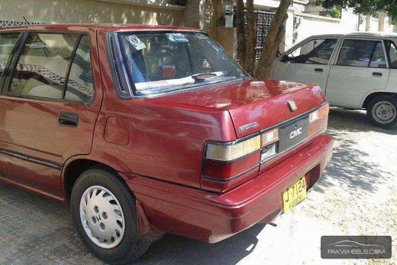 used honda civic 1986 car for sale in karachi 1137497 pakwheels. Black Bedroom Furniture Sets. Home Design Ideas
